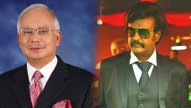 Malaysian PM in Chennai, buzz over meeting with Rajini