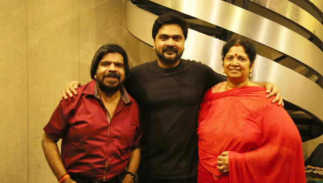 STR has Finished Composing all the 5 songs of Sakka Podu Podu Raja