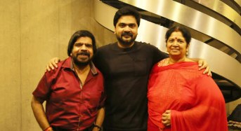"""STR has Finished Composing all the 5 songs of """"Sakka Podu Podu Raja"""""""