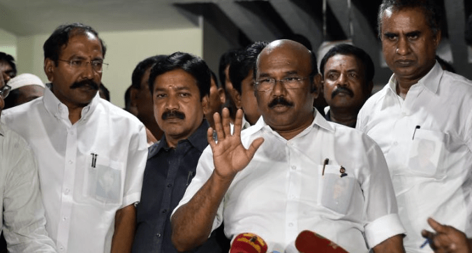 After late night meeting, ministers confirm patch-up in AIADMK