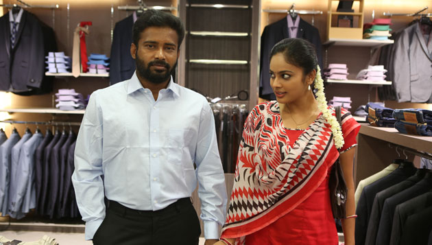 Punch packed in 'Ulkuthu' Tamil Movie