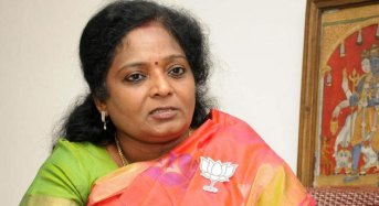 TN govt will fall if I-T docs are investigated: Tamilisai