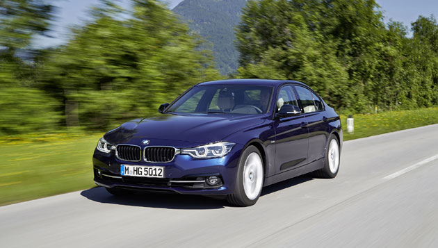 Driving Pleasure Unmatched The new BMW 330i launched in India