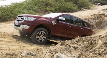 Ford Brings Great Endeavour Drive Experience to Chennai