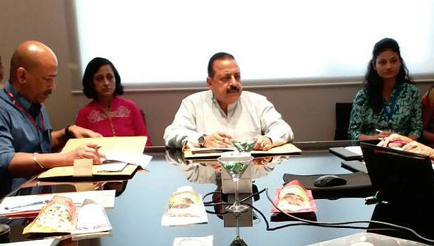 Northeast organic products to be showcased outside Dr Jitendra Singh