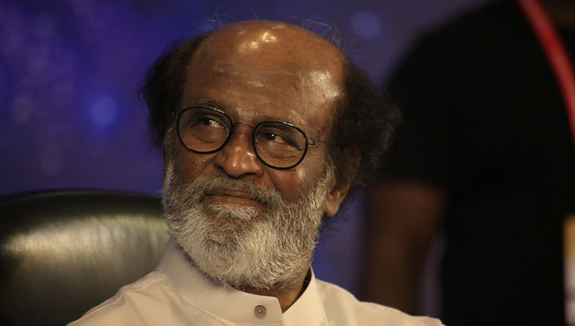 Ready for war, declares Rajini