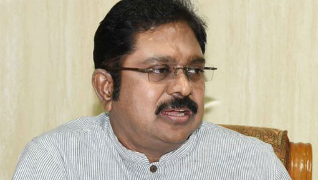 TTV Dinakaran applies for bail
