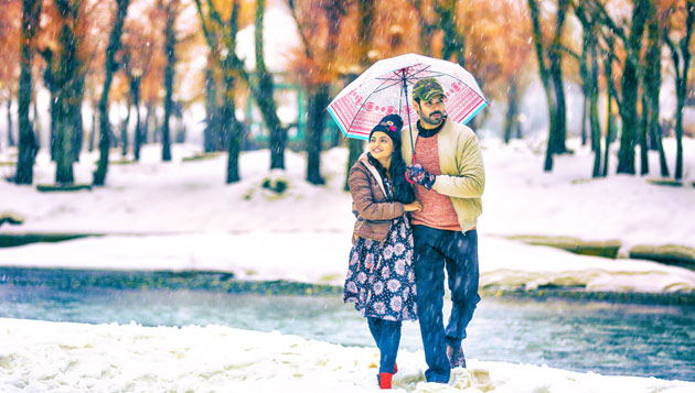 The days of Romance back in Kashmir