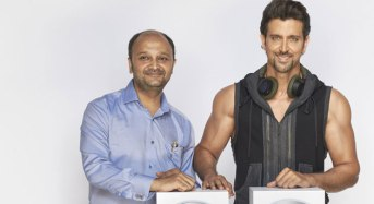 Zebronics ropes in superstar Hrithik Roshan, as its Brand Ambassador Exclusive to Audio Range and Power Bank