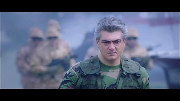 Ajith done with Vivegam dubbing