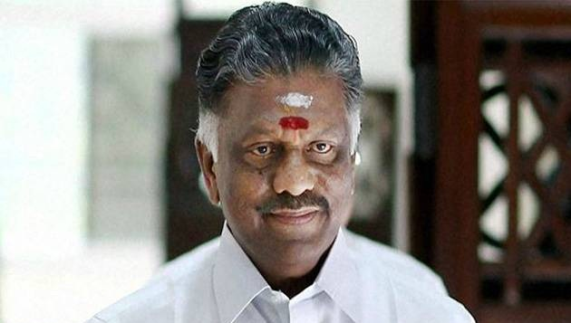 Bomb threat to Panneerselvam