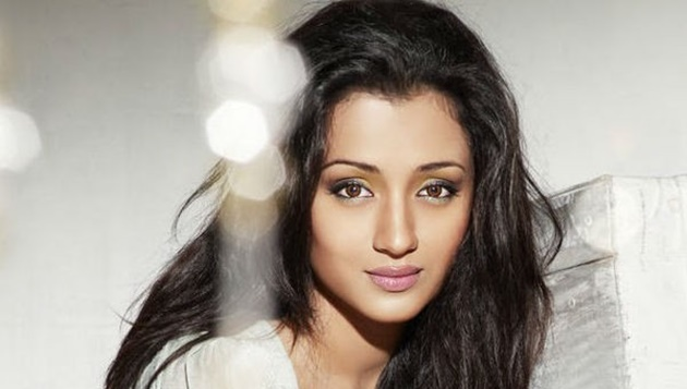 Trisha back in Saamy Square?