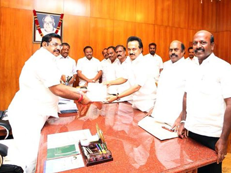 During surprise meeting with CM, Stalin suggests 27 steps to reduce bus fare