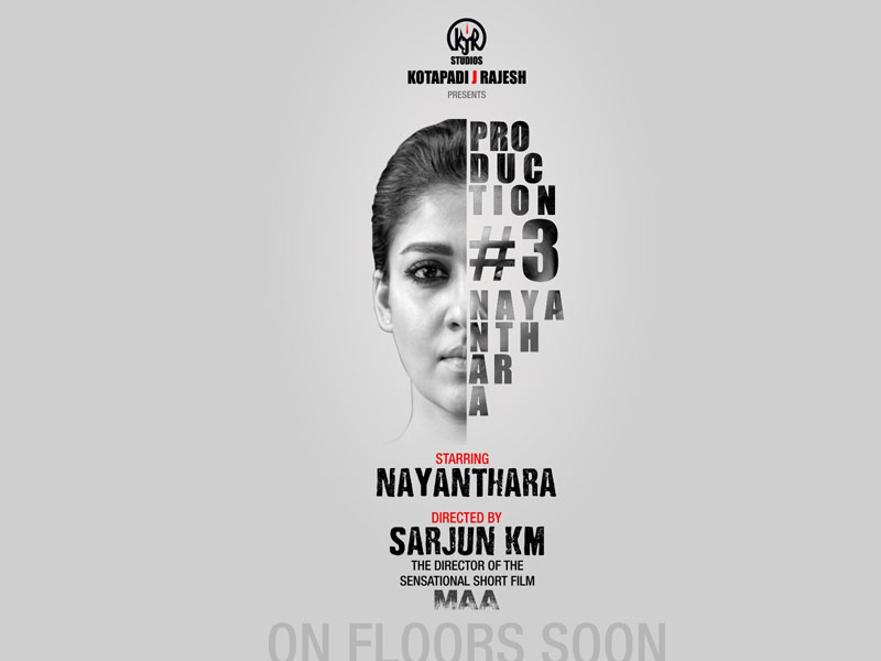 Nayanthara teams up with the latest sensational director