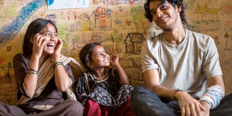 Worldwide release for Majid Majidi's Beyond The Clouds on April 20