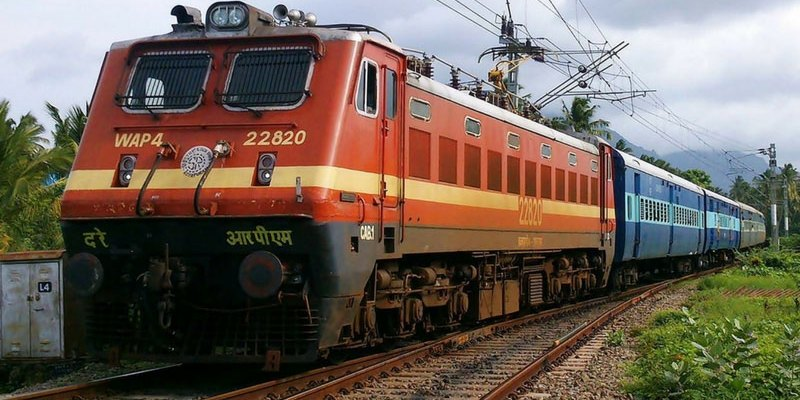 special train from Chennai Central to Santragachi