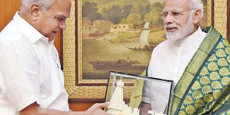 Governor meets PM in Delhi, discusses TN issues