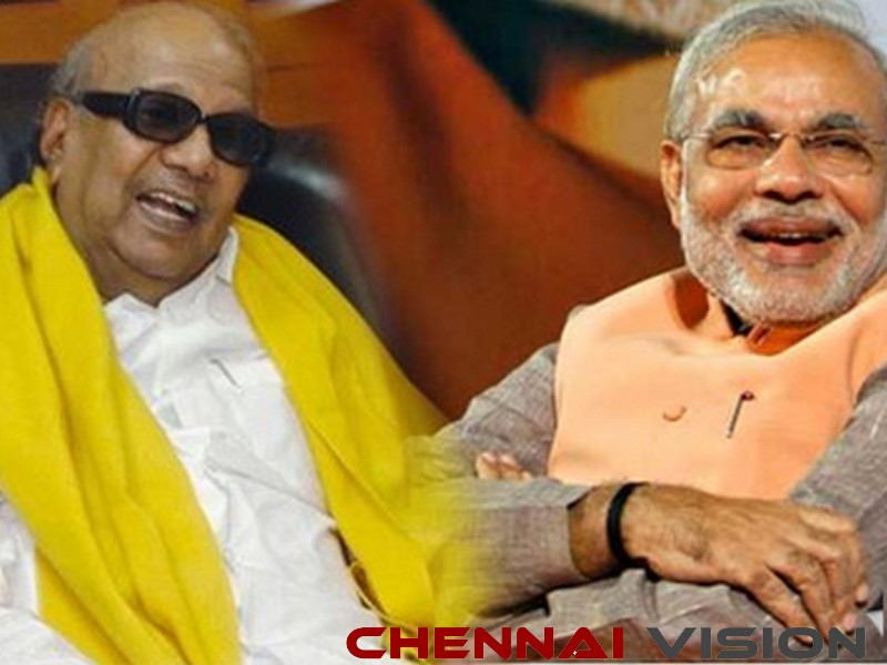 Modi wishes Karuna on b'day, DMK to attend Assembly from today