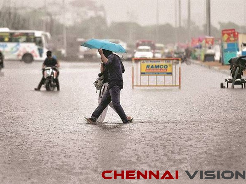 Rains in Chennai, flood alert issued in six districts