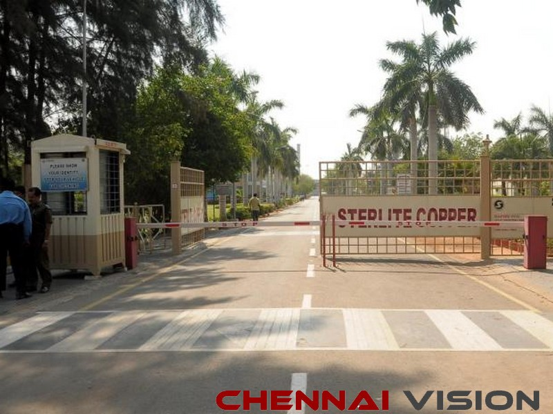 National Green Tribunal panel inspection at Sterlite plant from today