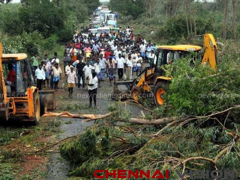 Cyclone Gaja affected places yet to come back to normalcy CM's invite to all leaders