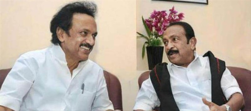 Is Stalin another Vaiko