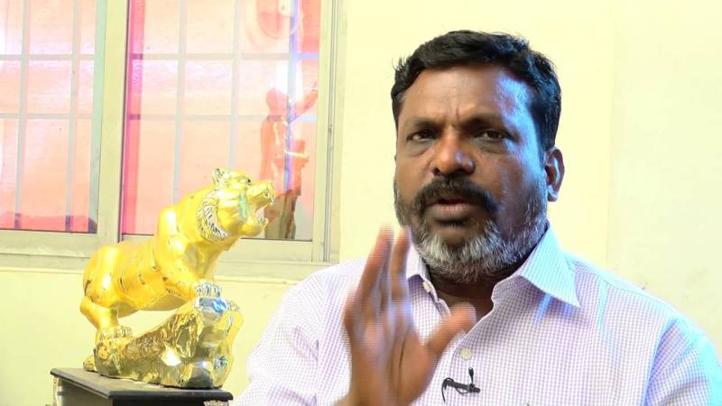 VCK being chased out of DMK alliance, Thiruma gets ready for revenge