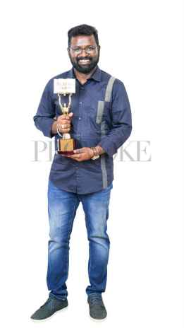 Provoke Awards BEST DEBUT DIRECTOR Arunraja Kamaraj