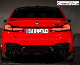 The new BMW M5 Competition (4)