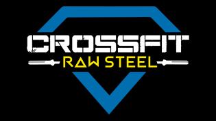 """Jack Frost"" used in a logo by Crossfit Raw Steel"