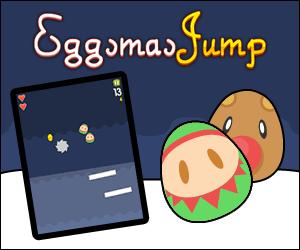 Eggsmas Jump