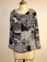 Ottobre 2.2009.5 EOS French khaki patchwork