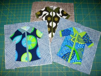 Shirts blocks