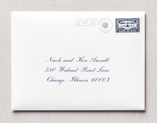 17 Wedding Etiquette: How to Address Your Invitations - Cheree