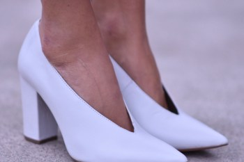 Zapatos Alelí Offwhite