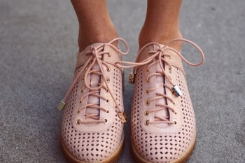 Zapatos Decca Rosé