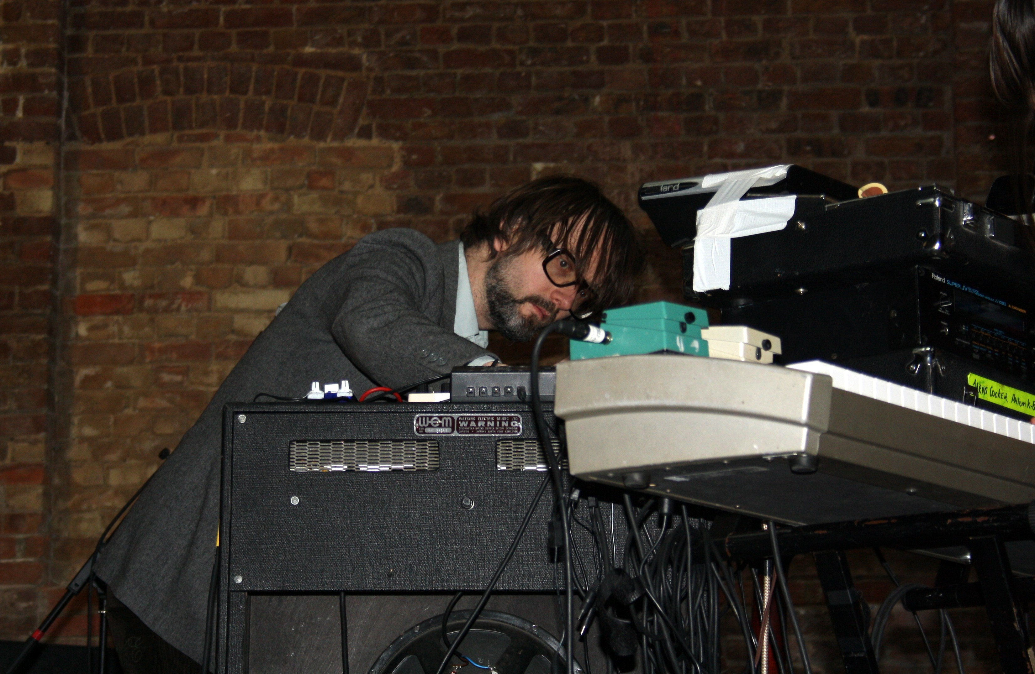 jarvis mixing desk