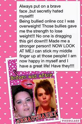 bullying survivor winner