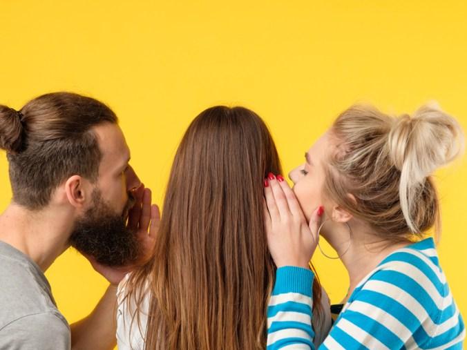 persuasion man woman whisper girls ear