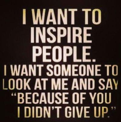 positive inspire encourage
