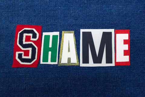 shame bullied victim