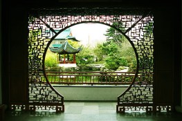 Classical Chinese Garden, Vancouver.