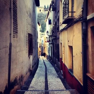 Calle Horno de Oro