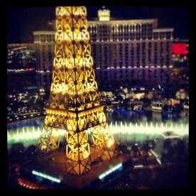 Paris Casino, Las Vegas