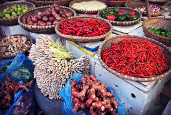 Goodies at Dong Xuan Market