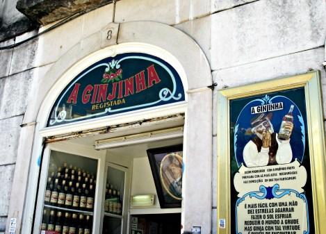 A Ginjinha, Lisbon, Portugal