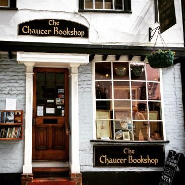 Chaucer Bookshop, Canterbury