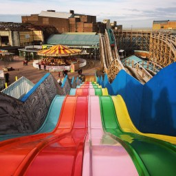Dreamland Margate slides