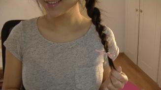 Valentine Makeup Tutorial Cute as a button (3)