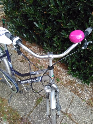 DIY Pimp your bike with flowers (3)